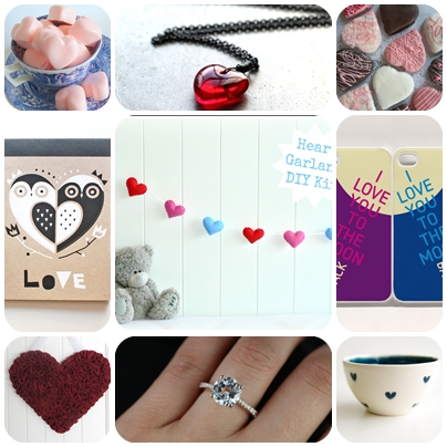 Etsy Finds - Valentines Day