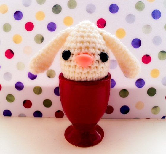 Free Pattern - Crochet Bunny Egg By The Giraffe's Hat